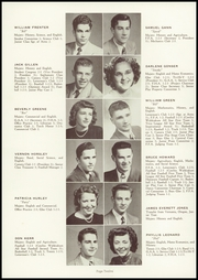 Page 16, 1950 Edition, Castle Rock High School - Rocket Log Yearbook (Castle Rock, WA) online yearbook collection