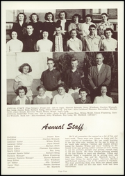 Page 8, 1950 Edition, Castle Rock High School - Rocket Log Yearbook (Castle Rock, WA) online yearbook collection