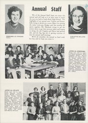 Page 10, 1952 Edition, Castle Rock High School - Rocket Log Yearbook (Castle Rock, WA) online yearbook collection