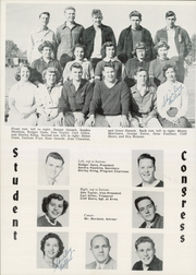 Page 16, 1952 Edition, Castle Rock High School - Rocket Log Yearbook (Castle Rock, WA) online yearbook collection