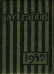 1959 Edition, Quincy High School - Jackrabbit Yearbook (Quincy, WA)