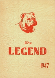 1947 Edition, Stevenson High School - Legend Yearbook (Stevenson, WA)