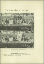 Page 10, 1947 Edition, Stevenson High School - Legend Yearbook (Stevenson, WA) online yearbook collection