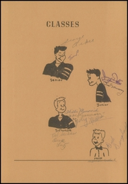 Page 11, 1947 Edition, Stevenson High School - Legend Yearbook (Stevenson, WA) online yearbook collection