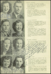 Page 14, 1947 Edition, Stevenson High School - Legend Yearbook (Stevenson, WA) online yearbook collection