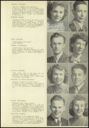 Page 15, 1947 Edition, Stevenson High School - Legend Yearbook (Stevenson, WA) online yearbook collection