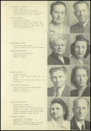 Page 9, 1947 Edition, Stevenson High School - Legend Yearbook (Stevenson, WA) online yearbook collection