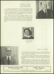 Page 10, 1955 Edition, Rochester High School - Rochesterian Yearbook (Rochester, WA) online yearbook collection