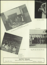 Page 12, 1955 Edition, Rochester High School - Rochesterian Yearbook (Rochester, WA) online yearbook collection