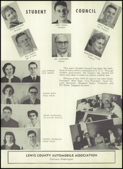 Page 13, 1955 Edition, Rochester High School - Rochesterian Yearbook (Rochester, WA) online yearbook collection