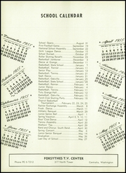 Page 8, 1955 Edition, Rochester High School - Rochesterian Yearbook (Rochester, WA) online yearbook collection