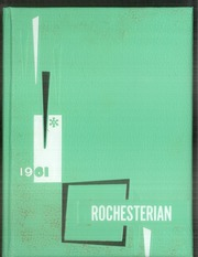 1961 Edition, Rochester High School - Rochesterian Yearbook (Rochester, WA)
