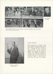 Page 8, 1961 Edition, Rochester High School - Rochesterian Yearbook (Rochester, WA) online yearbook collection