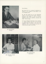 Page 9, 1961 Edition, Rochester High School - Rochesterian Yearbook (Rochester, WA) online yearbook collection