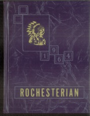 1964 Edition, Rochester High School - Rochesterian Yearbook (Rochester, WA)
