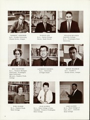 Page 10, 1964 Edition, Rochester High School - Rochesterian Yearbook (Rochester, WA) online yearbook collection