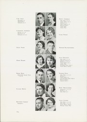 Page 12, 1935 Edition, Mount Baker High School - Mountaineer Yearbook (Deming, WA) online yearbook collection