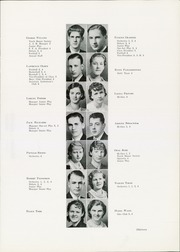 Page 15, 1935 Edition, Mount Baker High School - Mountaineer Yearbook (Deming, WA) online yearbook collection