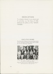 Page 4, 1935 Edition, Mount Baker High School - Mountaineer Yearbook (Deming, WA) online yearbook collection