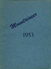 1953 Edition, Mount Baker High School - Mountaineer Yearbook (Deming, WA)