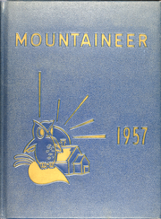 1957 Edition, Mount Baker High School - Mountaineer Yearbook (Deming, WA)