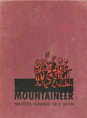1967 Edition, Mount Baker High School - Mountaineer Yearbook (Deming, WA)