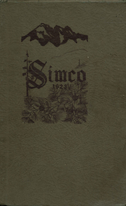 1923 Edition, Sultan High School - Simco Yearbook (Sultan, WA)