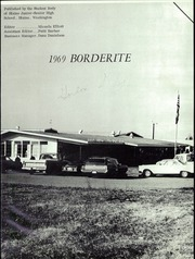 Page 5, 1969 Edition, Blaine High School - Borderite Yearbook (Blaine, WA) online yearbook collection