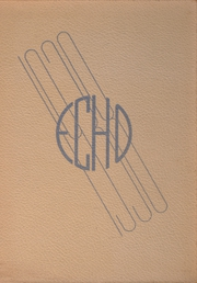 Page 1, 1938 Edition, Seattle Preparatory School - Echo Yearbook (Seattle, WA) online yearbook collection