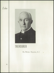 Page 14, 1938 Edition, Seattle Preparatory School - Echo Yearbook (Seattle, WA) online yearbook collection