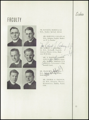 Page 15, 1938 Edition, Seattle Preparatory School - Echo Yearbook (Seattle, WA) online yearbook collection