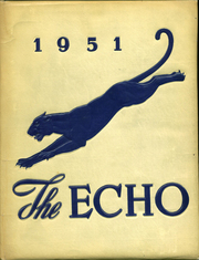 Page 1, 1951 Edition, Seattle Preparatory School - Echo Yearbook (Seattle, WA) online yearbook collection