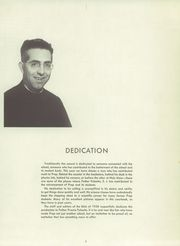 Page 7, 1958 Edition, Seattle Preparatory School - Echo Yearbook (Seattle, WA) online yearbook collection