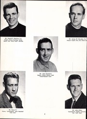 Page 12, 1959 Edition, Seattle Preparatory School - Echo Yearbook (Seattle, WA) online yearbook collection