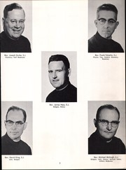 Page 9, 1959 Edition, Seattle Preparatory School - Echo Yearbook (Seattle, WA) online yearbook collection