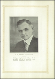 Page 13, 1923 Edition, Tenino High School - Tehisco Yearbook (Tenino, WA) online yearbook collection