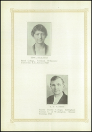 Page 14, 1923 Edition, Tenino High School - Tehisco Yearbook (Tenino, WA) online yearbook collection