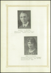 Page 16, 1923 Edition, Tenino High School - Tehisco Yearbook (Tenino, WA) online yearbook collection