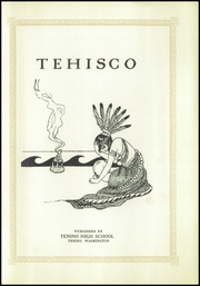 Page 7, 1923 Edition, Tenino High School - Tehisco Yearbook (Tenino, WA) online yearbook collection