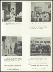 Page 11, 1958 Edition, Tenino High School - Tehisco Yearbook (Tenino, WA) online yearbook collection