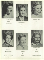 Page 16, 1958 Edition, Tenino High School - Tehisco Yearbook (Tenino, WA) online yearbook collection
