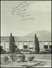 Page 7, 1958 Edition, Naches Valley High School - Pioneer Yearbook (Naches, WA) online yearbook collection