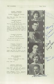 Page 13, 1929 Edition, Cashmere High School - Ka Hi Wa Yearbook (Cashmere, WA) online yearbook collection
