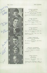 Page 14, 1929 Edition, Cashmere High School - Ka Hi Wa Yearbook (Cashmere, WA) online yearbook collection