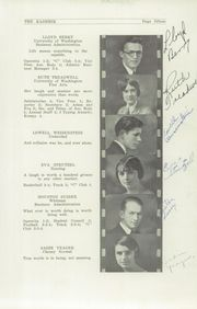 Page 17, 1929 Edition, Cashmere High School - Ka Hi Wa Yearbook (Cashmere, WA) online yearbook collection