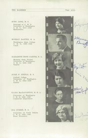 Page 9, 1929 Edition, Cashmere High School - Ka Hi Wa Yearbook (Cashmere, WA) online yearbook collection