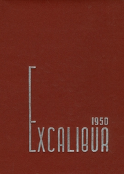 Page 1, 1950 Edition, Holy Names Academy - Excalibur Yearbook (Seattle, WA) online yearbook collection