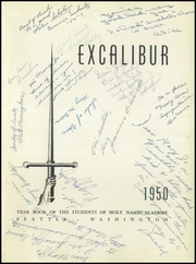 Page 5, 1950 Edition, Holy Names Academy - Excalibur Yearbook (Seattle, WA) online yearbook collection