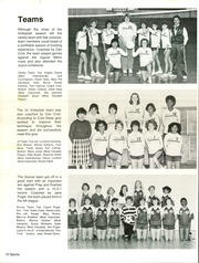 Page 14, 1985 Edition, Holy Names Academy - Excalibur Yearbook (Seattle, WA) online yearbook collection