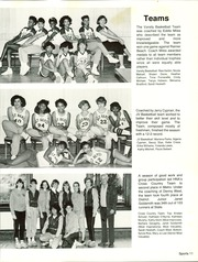 Page 15, 1985 Edition, Holy Names Academy - Excalibur Yearbook (Seattle, WA) online yearbook collection